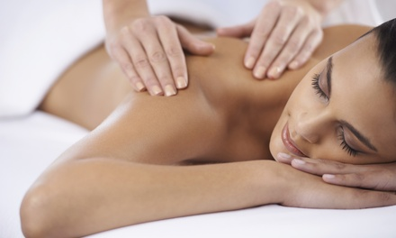 Massages with Optional Foot Scrubs at Peaceful Meadows (Up to 52% Off). Six Options Available.