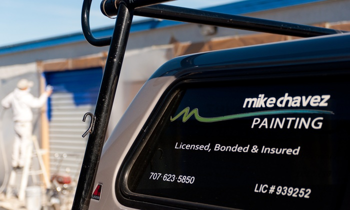 Mike Chavez Painting - Napa / Sonoma: $358 for $650 Worth of Painting Services — Mike Chavez Painting