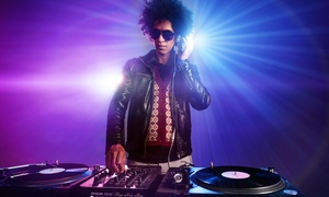 Creative Sound-a: Four Hours of DJ Services and Lighting from CREATIVE SOUND &ENTERTAINMENT (45% Off)