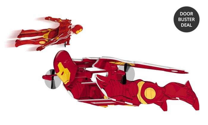 Remote-Control Iron Man Extreme Hero Flyer: Iron Man Extreme Hero Remote-Controlled Flyer. Free Returns.