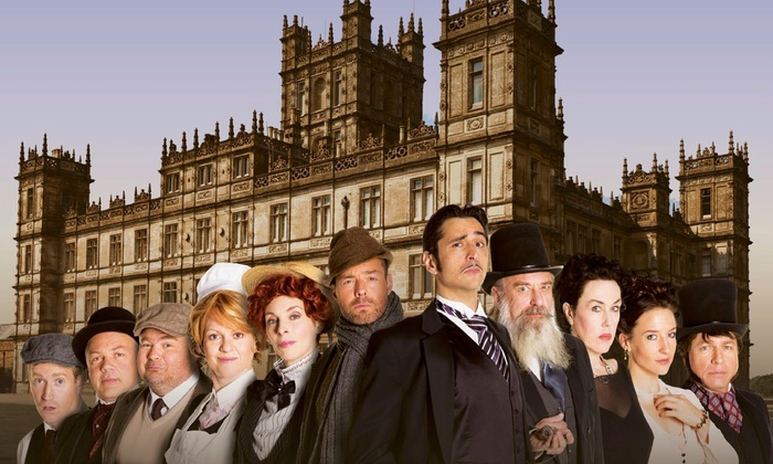 """Die-Nasty - Strathcona: Improvised """"Downton Abbey""""–Themed Soap-Opera Performance for Two from Die-Nasty at The Varscona Theatre (Half Off)"""