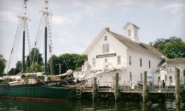 Connecticut River Museum - Essex: Visit for Two or Four to Connecticut River Museum (Up to 53% Off)
