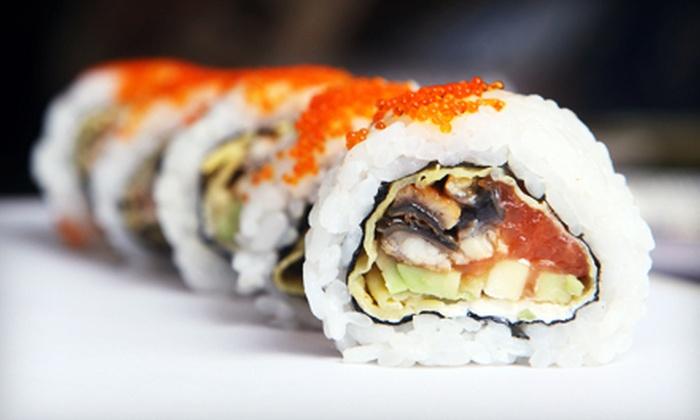 Mt. Fuji Sushi Bar & Japanese Cuisine - Sandy: $10 for $20 Worth of Japanese Cuisine at Mt. Fuji Sushi Bar & Japanese Cuisine in Sandy