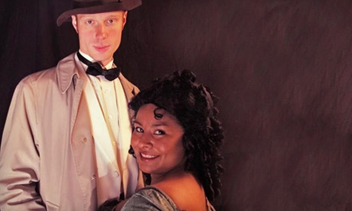 The Mystery Café of Indianapolis - Irish Hills: Murder-Mystery Dinner-Show for Two or Four from The Mystery Café of Indianapolis (Up to 52% Off)