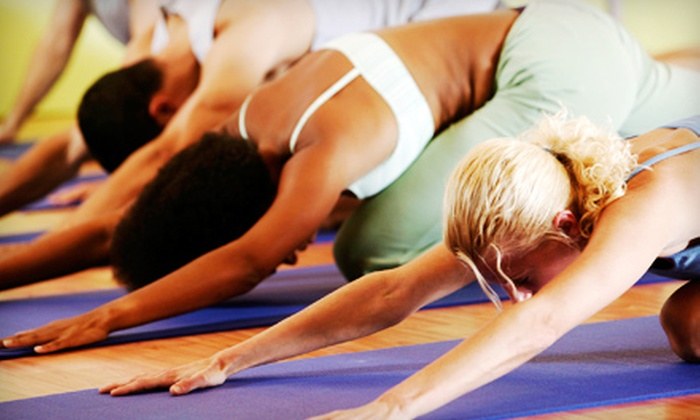 Yoga Plus, LLC - Caledonia: $42 for 10 Classes at Yoga Plus, LLC in Caledonia ($85 Value)