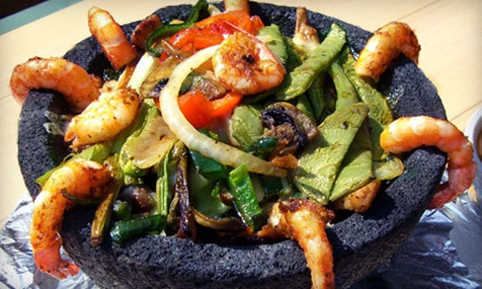 Campo Azul Bar & Grill - Round Rock's Four Corners: Mexican Fare for Lunch or Dinner at Campo Azul Bar & Grill in Round Rock (Half Off)