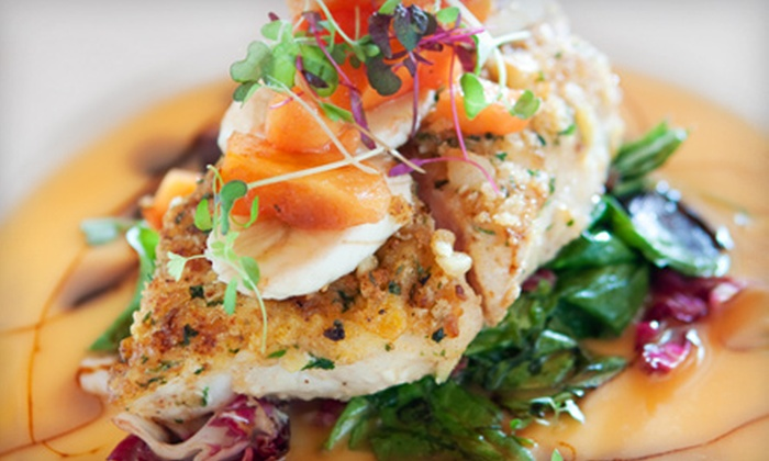 Yabba Island Grill - Old Naples: $12 for $25 Worth of Tropical Cuisine at Yabba Island Grill