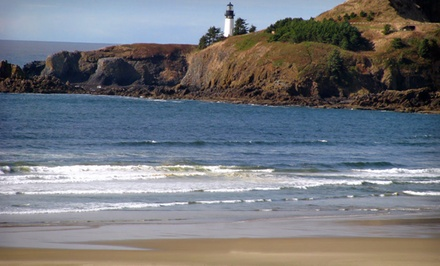 1-Night Stay for Two Adults and Up to Three Kids in an Ocean-View Room - Best Western Plus Agate Beach Inn in Newport