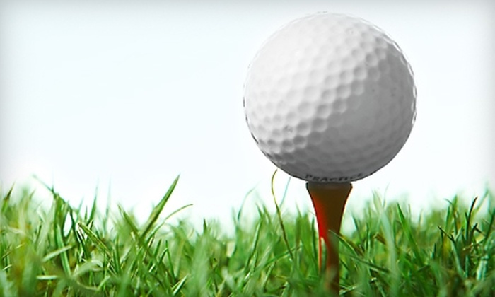 84 Golf Center - Somerset: $45 for an All-Day Pass and Clubfitting at 84 Golf Center in Eighty Four ($105 Value)