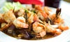 One 20 A Modern Bistro - Niceville: Appetizers, Entrees, and House Wine for Two or Four at One 20 A Modern Bistro (Up to 53% Off)
