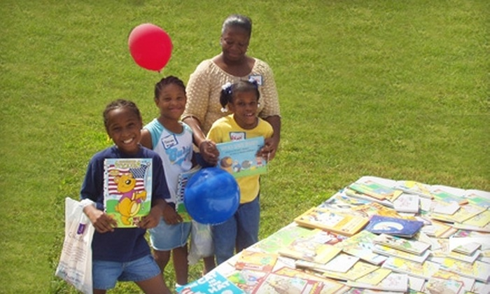 Books for America: Donate $12 to Help Restock Public School Libraries with Books for America