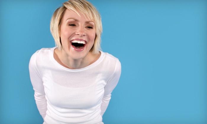 Irena Vaksman, DDS - San Francisco: $185 for In-Office Teeth Whitening from Irena Vaksman, DDS ($500 Value)