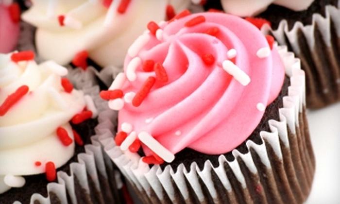 Castle of Cakes - Las Vegas: $9 for One Dozen Regular Cupcakes at Castle of Cakes ($18 Value)
