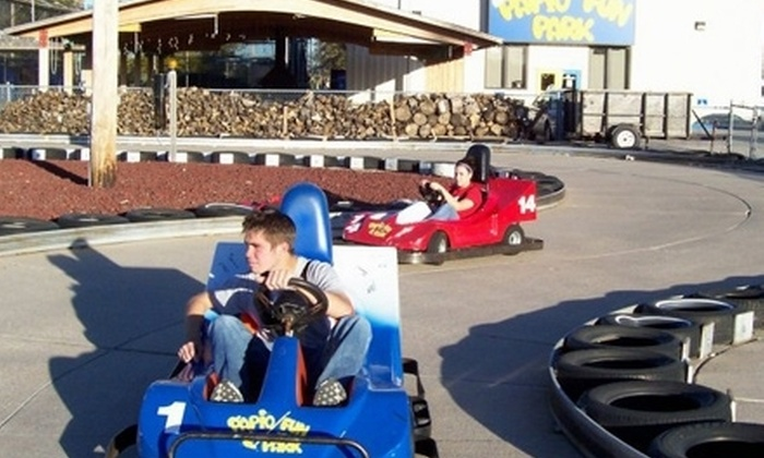 Papio Fun Park - Papillion: $10 for All-Day Unlimited Access to Rides and Games at Papio Fun Park in Papillion ($21 Value)