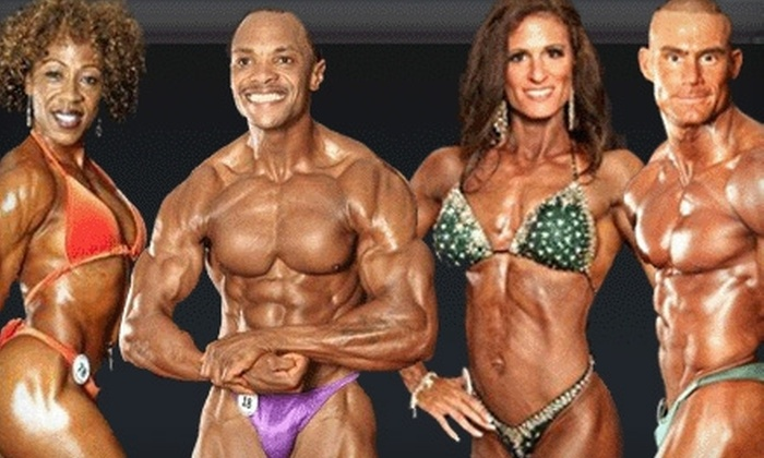 Natural Fitness Super Show Night - Austin: $35 for Two Tickets to Natural Fitness Super Show Night ($70 Value)