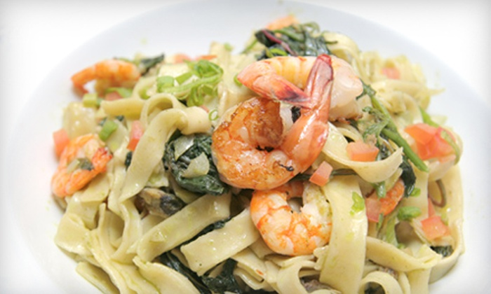 Ruggeri's Italian Kitchen - Preston Highlands: Authentic Italian Cuisine for Lunch or Dinner at Ruggeri's Italian Kitchen