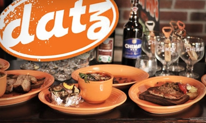 Datz Tampa - Palma Ceia: $10 for the Three-Course Chef's Kitchen Event with a Datz Chef at Datz Tampa ($20 Value)