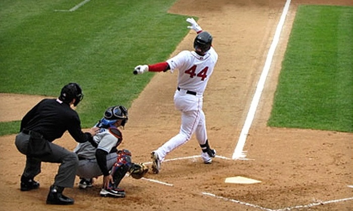 Pawtucket Red Sox - Pawtucket: $23 for Pregame Barbecue, One General-Admission Ticket to a Pawtucket Red Sox Game, and Collectibles ($46 Value)