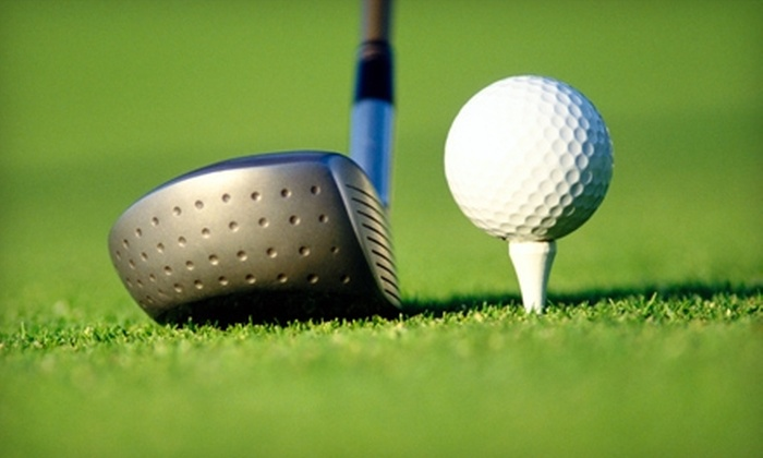 Lake Wilderness Golf Course - Maple Valley: $19 for 18 Holes of Golf at Lake Wilderness Golf Course in Maple Valley (Up to $38.01 Value)