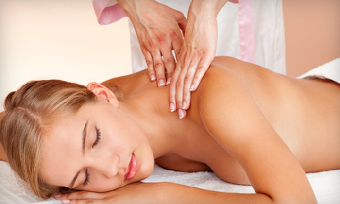 Hibiscus Therapeutic Center - Montclair: One-Hour Swedish or Deep-Tissue Massage at Hibiscus Therapeutic Center in Montclair