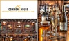 Common House - CLOSED - Belmont: $15 for $30 Worth of Casual Southern Fare and Drinks at Common House