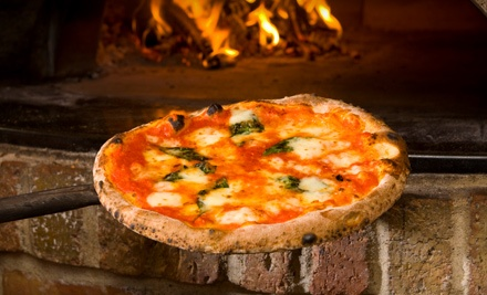 $20 Groupon to Fire Slice Pizzeria - Fire Slice Pizzeria in Amarillo