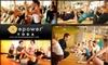 70% Off Unlimited Yoga Classes