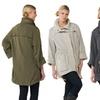 Seven7 Women's Plus-Size Anorak Jackets