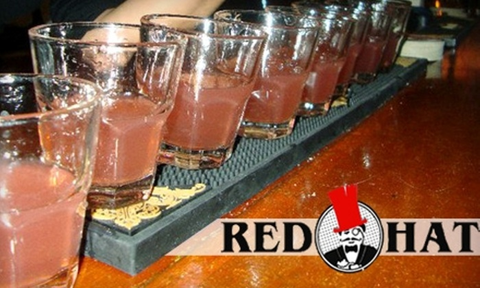 The Red Hat - Beacon Hill: $10 for $20 Worth of Upscale Pub Fare at The Red Hat