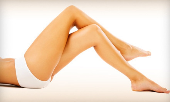 MedEstics - Newtown: Two or Four Spider-Vein Treatments at MedEstics in Newtown (Up to 72% Off)