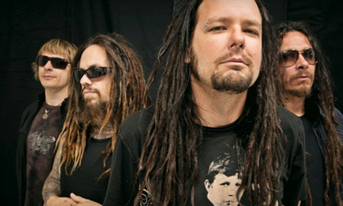 Project 9-6-1's Filthy Fifth Anniversary Featuring Korn - Duluth: One Ticket to Project 9-6-1's Filthy Filth Anniversary Featuring Korn at Wild Bill's in Duluth on November 12 (Up to $42 Value)