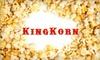 KingKorn Gourmet Popcorn - Alamo Heights: $7 for $15 Worth of Popcorn and More at KingKorn Gourmet Popcorn