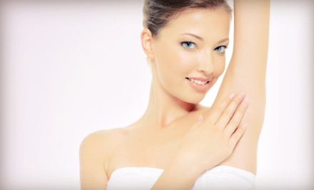 8 Laser Hair-Removal Treatments on a Small Area - Simplicity Laser Hair Removal in Mesa