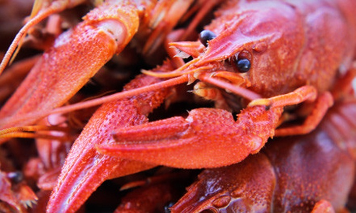 Tampa Nautical Flea Market & Seafood Festival - Palm River-Gibsonton: Tampa Nautical Flea Market & Seafood Festival Outing for Two or Four (Up to 57% Off)