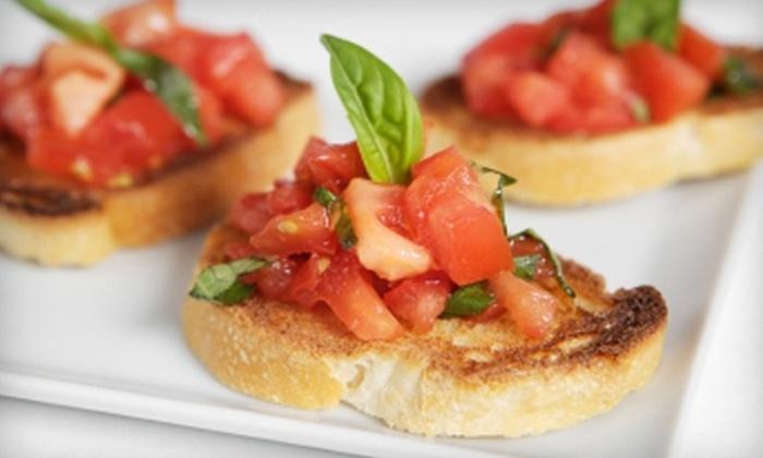 Nina's Trattoria - Philadelphia: $20 for $40 Worth of Italian Cuisine at Nina's Trattoria