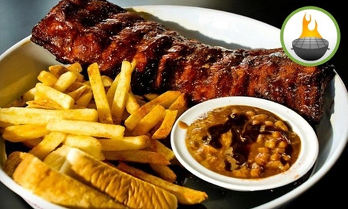 The Pig on Beale - Downtown Medical Center: $10 for $20 Worth of Barbecue Fare at The Pig on Beale