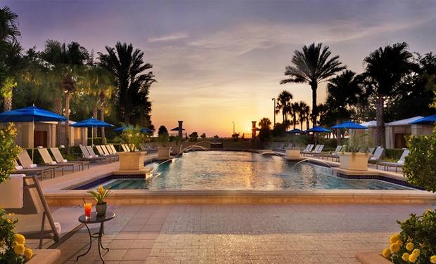 4 5 Star Omni Hotel Near Orlando Theme Parks