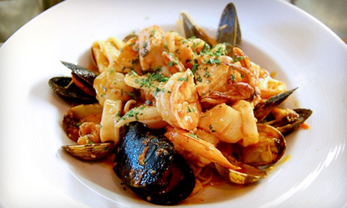 Chianti Cucina - Novato: $25 for $50 Worth of Italian Cuisine Plus Two Glasses of House Wine at Chianti Cucina in Novato