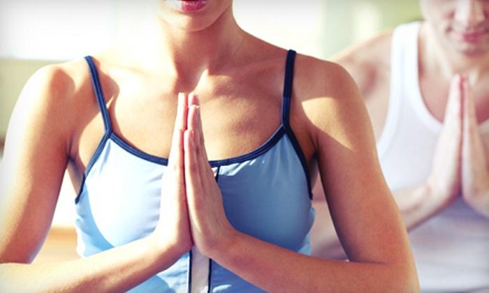 Studio One Yoga & Massage - Maplewood - Oakdale: 6 or 12 Classes at Studio One Yoga & Massage in Stillwater (Up to 51% Off)