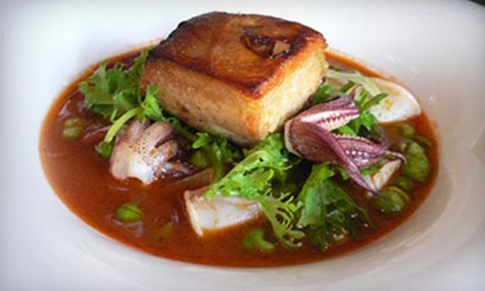 Main Street Garden & Cafe - Santa Cruz: $20 for $40 Worth of Sustainable, Seasonal Cuisine at Main Street Garden & Cafe