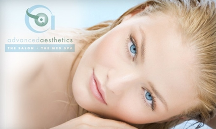 Advanced Aesthetics - Canyon Gate: $60 for a FotoFacial from Advanced Aesthetics ($200 Value)