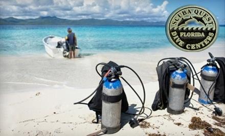 Scuba Quest - Scuba Quest in Cape Coral