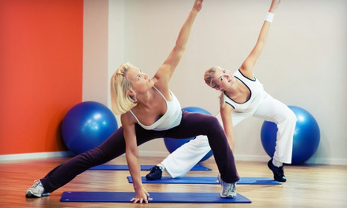Red Monkey Studio - Catalina Foothills Estates: One Month of Unlimited Group Fitness Classes or 10 Quartets-Pilates Classes at Red Monkey Studio (Up to 70% Off)