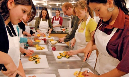 Admission to a BYOB Cooking Class for One, Two, or Four People at Meal Masters (Up to 52% Off)