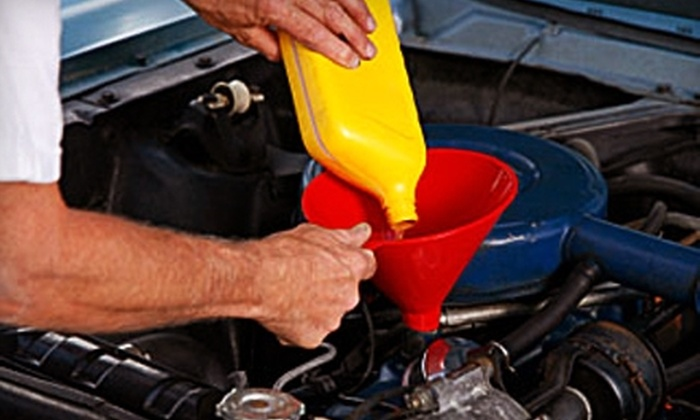 USA Automotive - Northeast Raleigh: $29 for an Oil and Filter Change and N.C. State Emission Inspection at USA Automotive