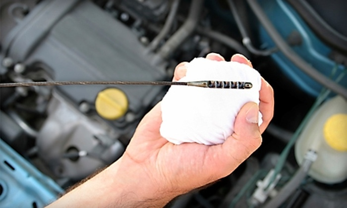 A&A Auto Services - Burnsville: $60 for Six Oil Changes and Six Tire Rotations at A&A Auto Services ($269.70 Value)