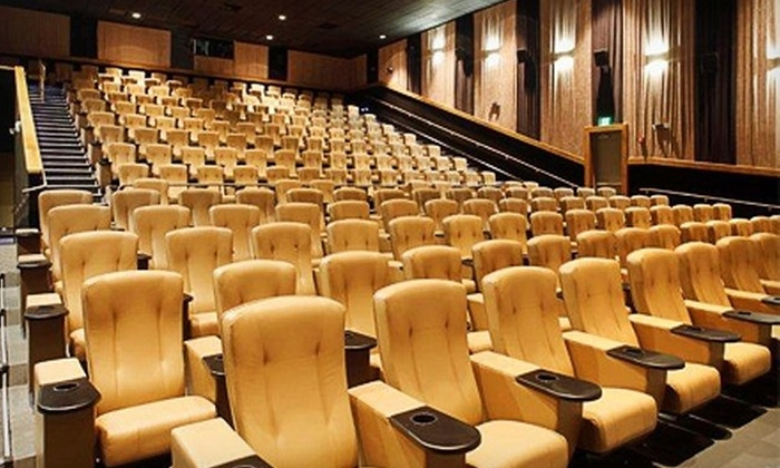 Cobb Plaza Cinema Café 12 - Central Business District: $9 for Two Movie Tickets to the Cobb Plaza Cinema Café 12 (Up to $18 Value)