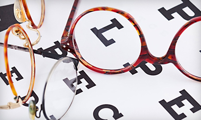 Union Square Eye Care - Gramercy Park: $50 for $175 Toward Prescription Eyewear from Union Square Eye Care
