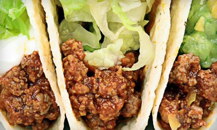 Mi Casa Mexicana - Auburn: $12 for $25 Worth of Mexican Fare at Mi Casa Mexicana in Auburn