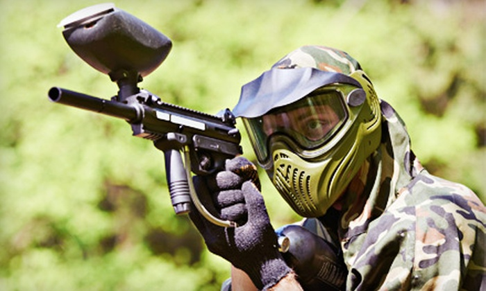 Brew City Paintball - Lillie Industrial Park: Paintball Outing with Equipment Rental for One, Two, Four, or Six at Brew City Paintball in Waukesha (Up to 76% Off)